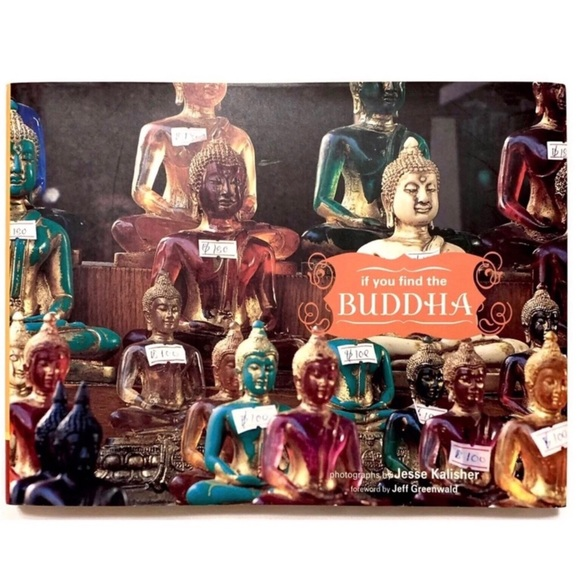 Photography book—IF YOU FIND THE BUDDHA
